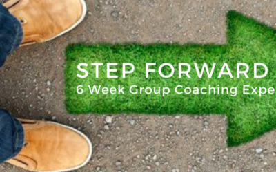 Step Forward: 6 Week Group Coaching Experience