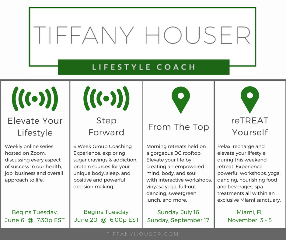 More Ways to Work with Tiffany | Tiffany Houser | Corporate